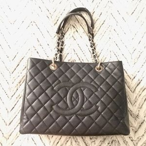 CHANEL Bags - CHANEL Large Tote Bag